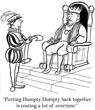 Humpty Dumpty HR cloud